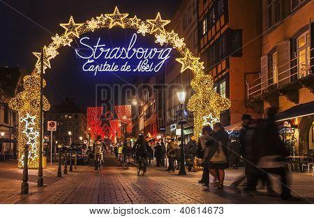 Strasbourg- Christmas Capital