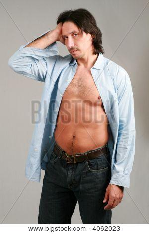 Stud With Shirt