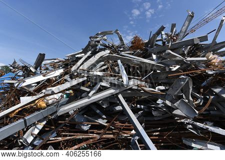Scrap Iron And Scrap Metal