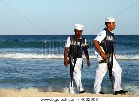 Mexican Marines