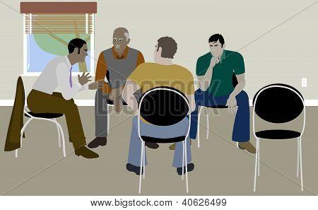 Mens Suport Group