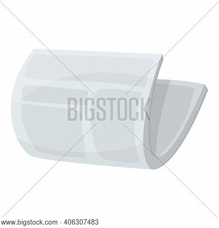 Recycle Newspaper Icon. Cartoon Of Recycle Newspaper Vector Icon For Web Design Isolated On White Ba