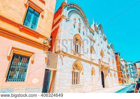 Catholic University Of Valencia San Vicente Martir In Valencia.