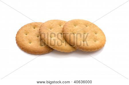 Three Crackers, Isolated