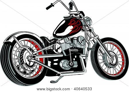 Motorcycle Clipart