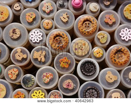 Selection of Buttons