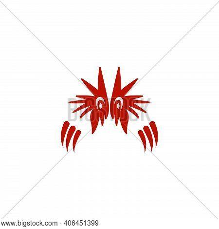 Mole Animal Logo Icon Design Illustration Vector