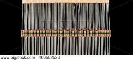 resistors for electronic devices quality photo