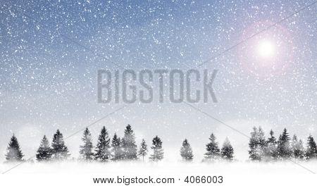 Nevando