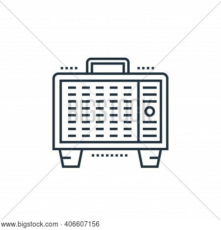 television icon isolated on white background from technology devices collection. television icon thi