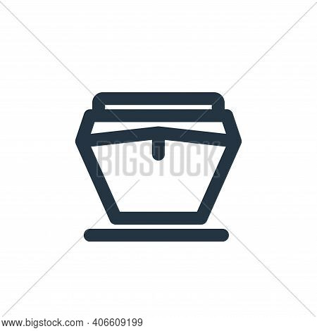 ship icon isolated on white background from holiday collection. ship icon thin line outline linear s
