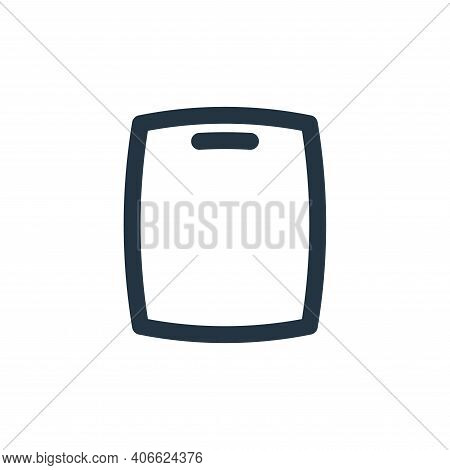 device icon isolated on white background from basic ui collection. device icon thin line outline lin