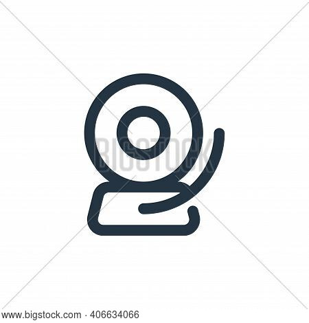 bell icon isolated on white background from school collection. bell icon thin line outline linear be