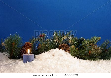 First Advent Candle