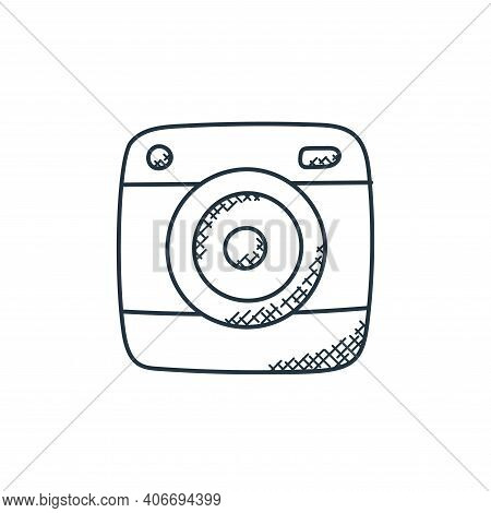 washing machine icon isolated on white background from technology collection. washing machine icon t