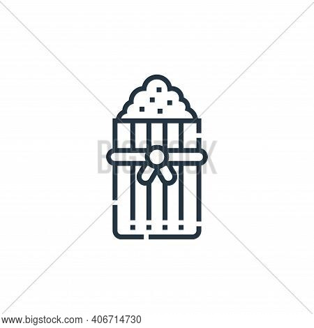 tamales icon isolated on white background from cinco de mayo collection. tamales icon thin line outl