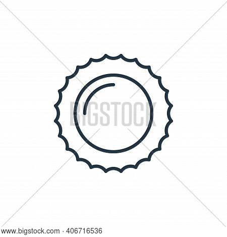 sun icon isolated on white background from space collection. sun icon thin line outline linear sun s