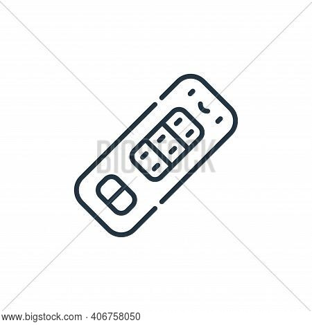 outlet icon isolated on white background from electrician tools and elements collection. outlet icon