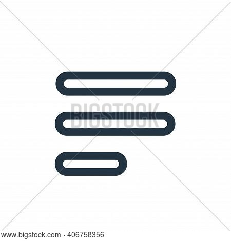 option icon isolated on white background from device collection. option icon thin line outline linea