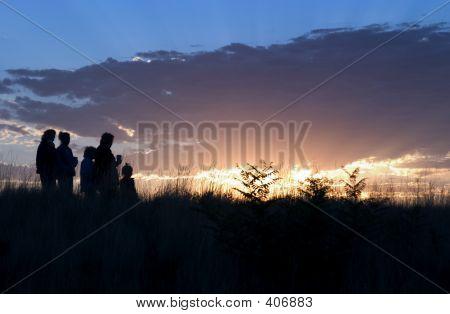 Family Sunrise