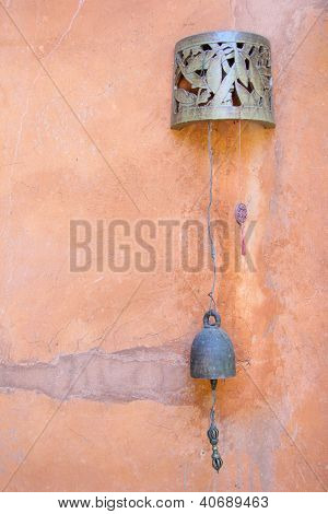 Old Bell On The Wall