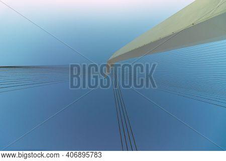 The Chords Bridge (hebrew: String Bridge, Gesher Hameitarim), Also Called The Bridge Of Strings, On