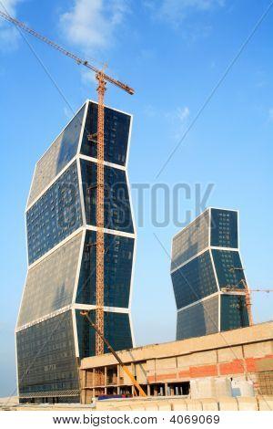 Zig Zag Towers West Bay Doha Qatar