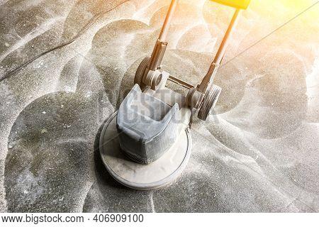 Concrete Floor Grinding Machine, Concrete Floor Repair