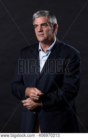Former Springbok Rugby Player And Head Coach Nick Mallet