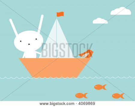 Bunny Sail.