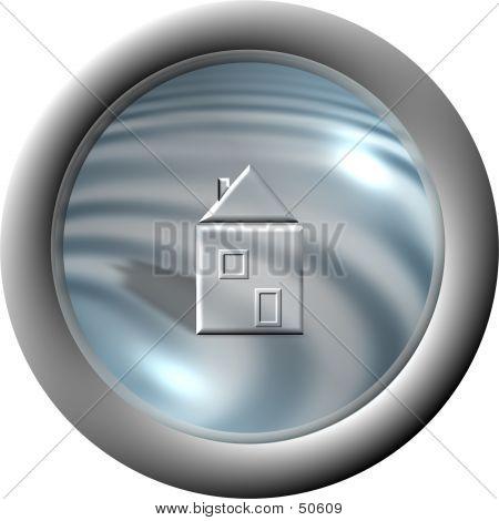Aqua Home Button