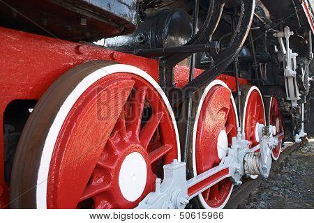 Wheel Tank Engine