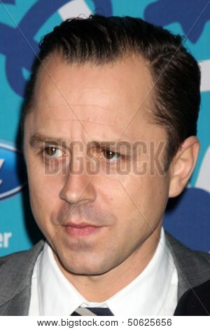 LOS ANGELES - SEP 9:  Giovanni Ribisi at the FOX Fall Eco-Casino Party at The Bungalow on September 9, 2013 in Santa Monica, CA