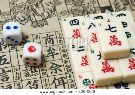 Mahjong Asian Game