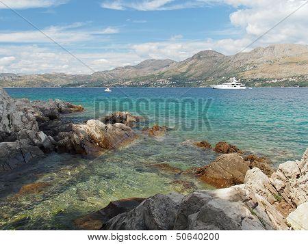 Cavtat Shore, Croatia