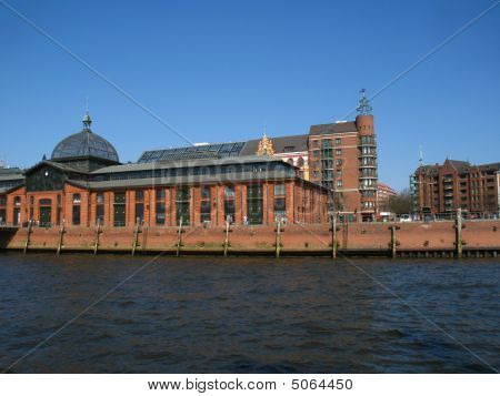 Fish Trade Hall