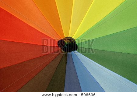 Rainbow Umbrella 2