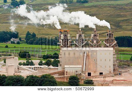 Industrial Chimeys