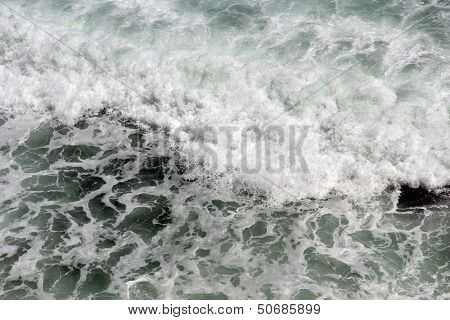Close-up Spume