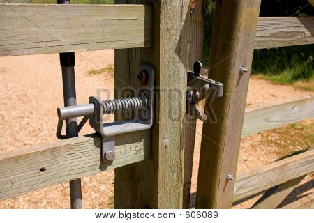 Gate Fastening