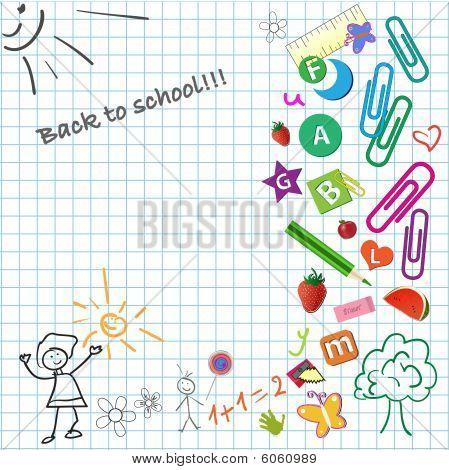 Kid Notebook