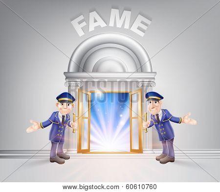 Door To Fame And Doormen