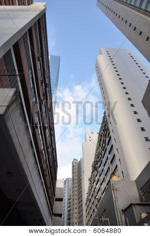 Eigentumswohnung Blick hoch oben