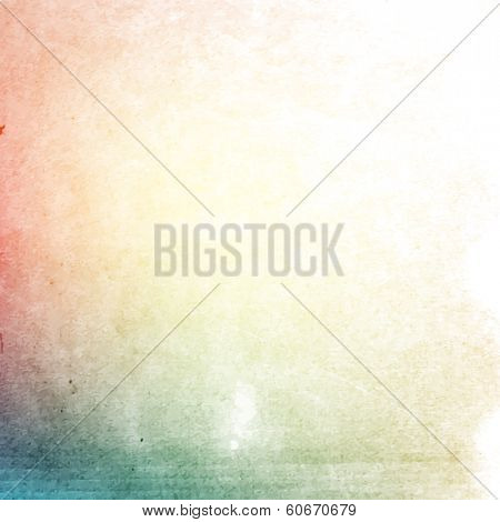 Abstract vintage grunge  paper textured background - eps10