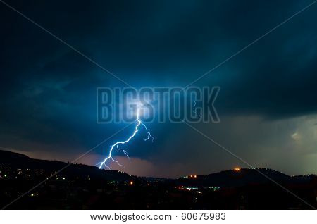 Lightning, The Electric Sky
