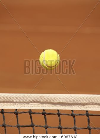 Tennis on clay