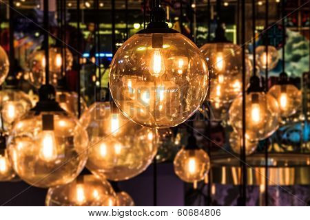 Lighting Bulb Decor