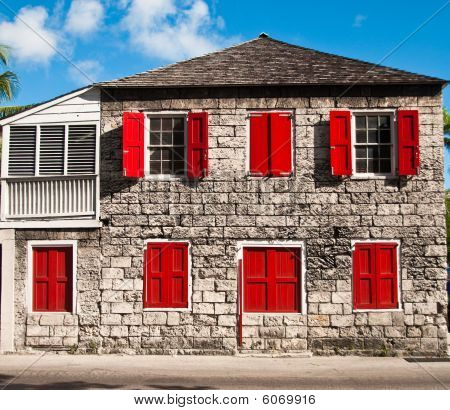 Old Bahama House