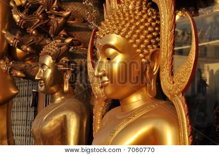 Buddha Brass Flank Body