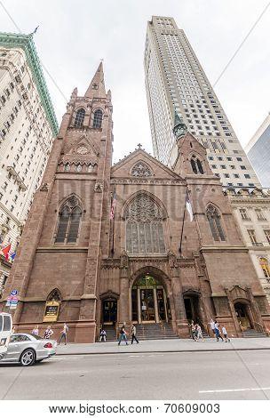 Fifth Avenue Presbyterian Church In New York